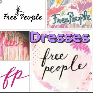 Free People dresses